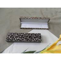 Buy cheap Fashion leopard bracelet boxes/watch boxes/gift box/jewelry box from wholesalers