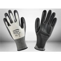 Buy cheap Non Toxic PU Coated Cut Resistant Gloves Machine Washable High Durability from wholesalers