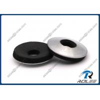 Buy cheap 18-8/304 Stainless Steel Metal Bonded Sealing EPDM Washers from wholesalers