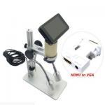 Buy cheap 1080P ADSM201 HDMI VGA Microscope Soldering Tool Phone Watch Repair from wholesalers