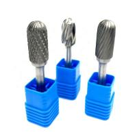 Buy cheap 12mm Head  6mm Cylindrical Carbide Burr Tungsten Carbide Burr Bits from wholesalers
