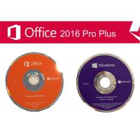 Buy cheap Microsoft PC Computer Software Updates Office 2016 Professional Plus with 3.0 USB Flash Drive from wholesalers