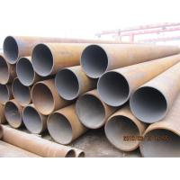 Buy cheap Hot Rolled Erw Stainless Steel Welded Pipes Beveled , Cut Square Anti Corrosion from wholesalers