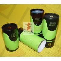 Buy cheap Herbal Tea Storage Container Tube Packaging , Round Gift Boxes from wholesalers