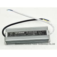 Buy cheap Professional Industrial Power Supply 12V 60W With Waterproof Metal Case from wholesalers