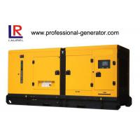 Buy cheap 50Hz 250KVA AC Three Phases Quiet Diesel Generator Set With 4 Stroke 6 - Cylinder Cummins Engine from wholesalers