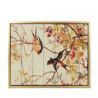 Buy cheap Modern Creative Ribbon Painting Water Proof For Office Decoration Durable from wholesalers