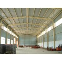 Buy cheap Clear Span Steel Structure Warehouse Light Steel Frame Construction Warehouse from wholesalers