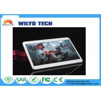 Buy cheap Black Android Tablet 10 Inch MT6572 1024x600p Android 3g Games WD103 from wholesalers
