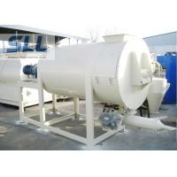 Professional Dry Mix Mortar MixerCarbon Steel Material OEM / ODM Acceptable