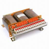 Buy cheap Three-phase Dry Type Transformer, Made of Copper Windings and Grain-oriented Silicone Core from wholesalers