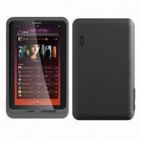 Buy cheap 7-inch Tablet PC with Resistive/Capacitive Touchscreen, Built-in GPS, Bluetooth and Dual Camera from wholesalers
