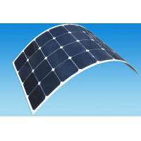 Buy cheap USA Sunpower Flexible solar panel 150W high efficiency USA cell solar crystalline panel from wholesalers