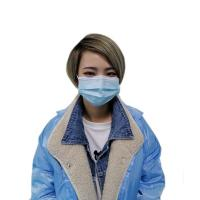 Buy cheap Comfortable Hygienic Face Mask Personal Care Disposable Non Woven Face Mask from wholesalers