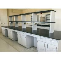 Buy cheap Steel Function Box Physics Lab Furniture , Mechanically Strong Worktops College Laboratory Furniture from wholesalers
