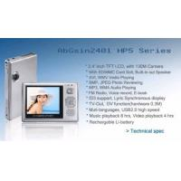 Buy cheap Camera MP4 Player, MP5 Player( A2401) from wholesalers