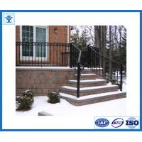 China Building Material variety fashionable aluminium garden stair railing on sale