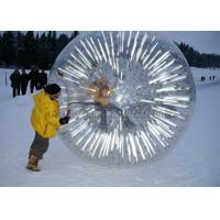 Buy cheap Shining Inflatable Zorb Ball / Water Rolling Ball from wholesalers