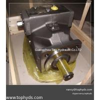 Buy cheap Rexroth variable displacement hydraulic piston pump A4VSO125DR/30R-PPB13NOO from wholesalers