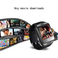 China Bluetooth Watch MTK6261D CPU for whatapp, Twitter, facebook Android watch with Wifi and bluetooth phone usa on sale