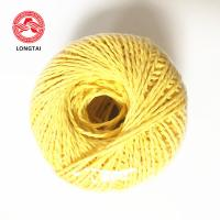 Buy cheap UV Treated 100% Virgin Polypropylene Twine Rope Lasing And Packing 1 - 5mm product
