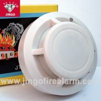 Buy cheap fire alarm 9v battery powered portable smoke detector sensor with buzzer alarm from wholesalers