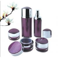 Buy cheap 2oz 4oz  60cc  120cc  eye shaped plastic cosmetic packaging lotion pump  bottle from wholesalers