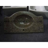 Buy cheap china green vanity top from wholesalers