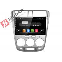 Buy cheap Honda City Head Unit Android Car Navigation System With 4G WIFI 2G RAM 16G ROM product
