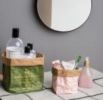 Buy cheap Eco-friendly Tyvek Paper Cosmetic Bag Light Customized Makeup Bag Travel Organized Set,Travel Bag Foldable Organizer Set from wholesalers