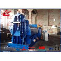 Buy cheap Stationary HMS Scrap Metal Baling Press Compactor Hydraulic Baler Logger Automatic Baler Press from wholesalers