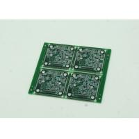 Buy cheap 4 Up Array PCB Printed Circuit Board With Tooling Holes Fiducial Marks from wholesalers