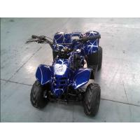 Buy cheap DOT EPA Blue Automatic Kids Mini 50cc Four Wheels Gas Powered Atvs from wholesalers