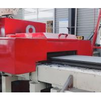 Buy cheap hot selling JQT fully automatic Precast concrete hollow core slab machine from wholesalers