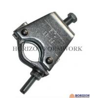 Buy cheap Drop Forged Scaffold Girder Clamps Zinc Plated Finishing 48.3mm Size EN74 Standard from wholesalers