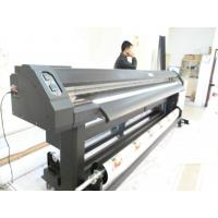 Buy cheap Professional Fabric Large Format Solvent Printer With RIP Software from wholesalers