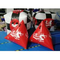 Buy cheap 2 Meter Water Marine Marker Buoys Inflatable Cube Buoys OEM Service from wholesalers