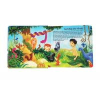 Buy cheap High End Ink Board Book Printing On Request Round Corner UV Finishing from wholesalers