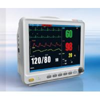 "Quality 12.1"" Electronic Patient Monitor Machine Device , Hospital Multiparameter Patient Monitor for sale"