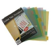 Buy cheap Index Tab Dividers (B3100) from wholesalers