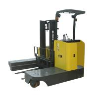 Buy cheap Rated Loading Capacity 1000-2500KG EZP Side loading Narrow Aisle Forklift from wholesalers