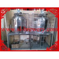 Buy cheap 100l micro brewery equipment professional microbrewery machine from wholesalers