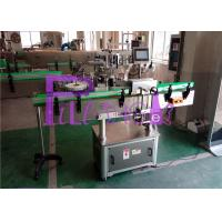 Buy cheap Single Head Automatic Bottle Labeling Machine , High Speed 40~180 b/min from wholesalers