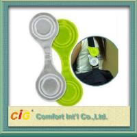 Buy cheap Safety Products 3M Reflective PVC Magnet Clip For Bicycle Bike ROHS Approval product