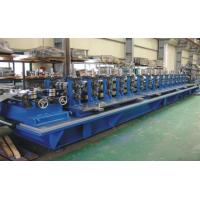 Buy cheap 17 Main Rollers Hot Cold Roll Forming Machine For Thickness 1.5 - 3.0mm Cz Purlin Machine from wholesalers