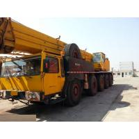 Buy cheap Used Crane Liebherr LTM1120 Crane in good condition from wholesalers