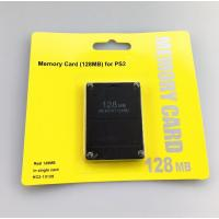 Buy cheap High Speed Video Game Memory Card 128MB Capacity For PS2 Video Game Console from wholesalers