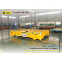 Buy cheap Steel Mill Die Transfer Cart Electric Magnetic Brake With Emergency Stop Buttons from wholesalers