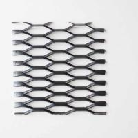 China XG-11 Carbon Steel Sheet Painting Expanded Metal Mesh For Grates on sale