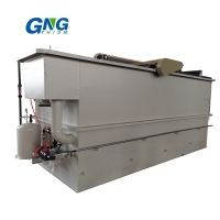 Buy cheap Oil Water Separated Daf Unit For Sewage Treatment from wholesalers